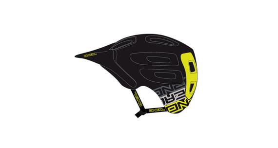 ONeal Defender Helmet black/yellow